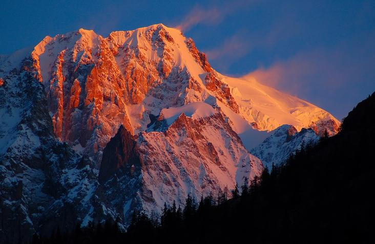 mont bianco